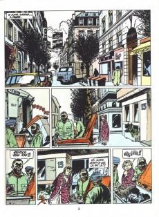 Extrait de Mathieu Lamy -1- Morts en conserve