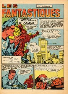 Extrait de Fantask (1re Série - LUG) -7- Vaincus par le Dr Fatalis