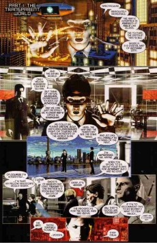 Extrait de Batman Incorporated (2011) -8- Nightmares in Numberland