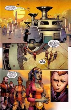 Extrait de Star Wars: Jedi - The Dark Side (2011) -4- The Dark Side #4