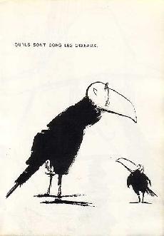 Extrait de (AUT) Chaval - Les oiseaux sont des cons