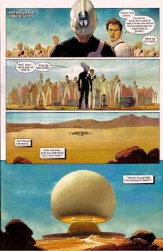 Extrait de Ultimates (The) (2011) -1- The republic is burning