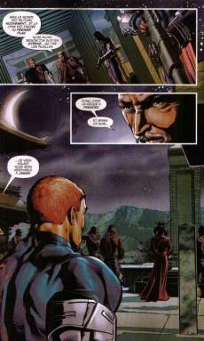 Extrait de Marvel Stars -8- Renaissance