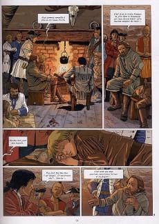 Extrait de Les pionniers du Nouveau Monde -18- Le Grand Rendez-vous