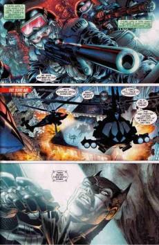 Extrait de Justice League (2011) -1- Justice League part 1
