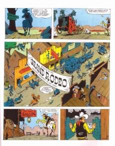 Extrait de Lucky Luke - La collection (Hachette) -2- Rodéo