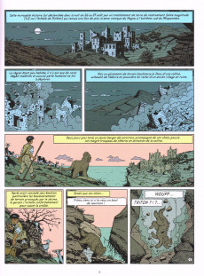 Extrait de Blake et Mortimer (Les Aventures de) -19Soir- La Malédiction des trente deniers, tome 1
