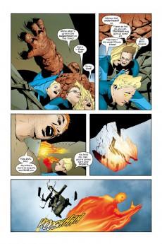 Extrait de Ultimate Fantastic Four (2004) -INT04- Inhuman