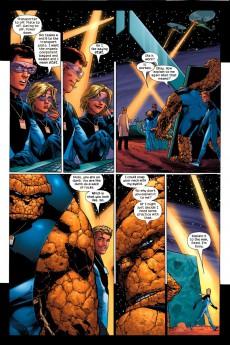 Extrait de Ultimate Fantastic Four (2004) -INT03- N-Zone