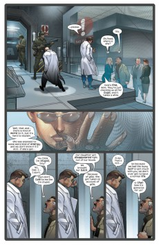 Extrait de Ultimate Fantastic Four (2004) -INT09- Silver Surfer
