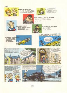 Extrait de Spirou et Fantasio -17d80- Spirou et les hommes-bulles