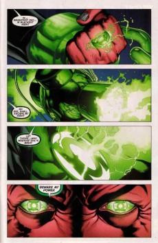Extrait de Green Lantern (2011) -1- Sinestro part 1