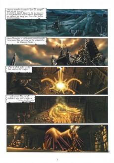 Extrait de Anachron -2a- Le Septième Capitaine