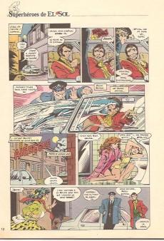 Extrait de Comics de El Sol (Los) -1- Excalibur