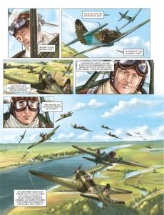 Extrait de Escadrille Normandie Niemen -2- La 1re victoire