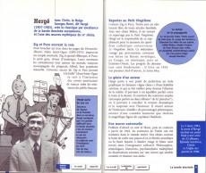 Extrait de (DOC) Études et essais divers -a- La bande dessinée, une littérature graphique