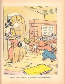 Extrait de Walt Disney (Hachette) Silly Symphonies -1- Les trois petits cochons