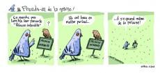 Extrait de AstroKidd -1- Prends en de la graine - Tchip & Rôôô, drôles d'oiseaux