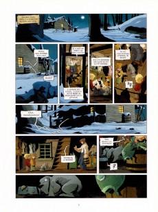 Extrait de La bête du Lac (Le Mangeur d'Âmes) -1- Le gardien