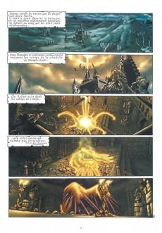 Extrait de Anachron -2b- Le Septième Capitaine