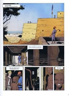 Extrait de La vénus du Dahomey -1- La civilisation hostile