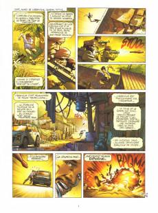 Extrait de Spyder -4- Chasse à l'homme