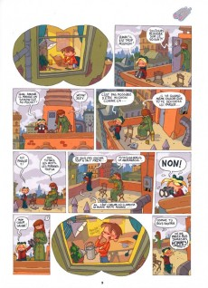 Extrait de Lou ! (Neel) -1b2011- Journal infime