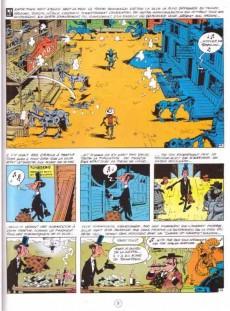 Extrait de Lucky Luke - La collection (Hachette) -5- Dalton city