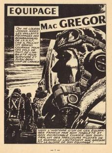 Extrait de Rapaces (Impéria) -4- Équipage Mac Gregor