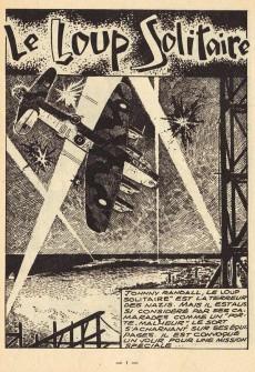 Extrait de Rapaces (Impéria) -25- Le loup solitaire 2/2 - Raid sur Berlin 1/2