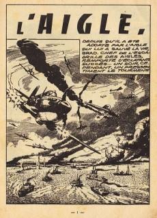 Extrait de Rapaces (Impéria) -30- L'aigle 2/2 - La vipère du ciel 1/2