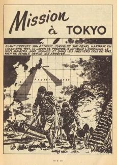 Extrait de Rapaces (Impéria) -33- Mission à Tokyo