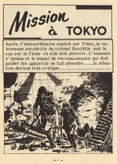 Extrait de Rapaces (Impéria) -34- Mision à Tokyo 2/2 - Triple coup 1/2