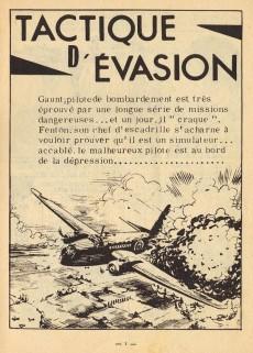 Extrait de Rapaces (Impéria) -42- Tactique d'évasion 2/2 - Heures sombres 1/2