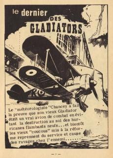 Extrait de Rapaces (Impéria) -48- Le dernier des Gladiators 2/2 - Rendez-vous avec la gloire1/2