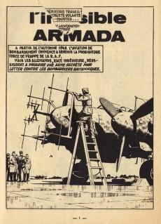 Extrait de Rapaces (Impéria) -50- L'invincible Armada