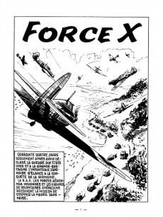 Extrait de Rapaces (Impéria) -51- Force X