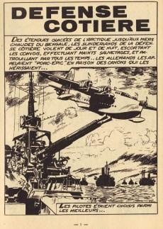 Extrait de Rapaces (Impéria) -55- Défense côtière