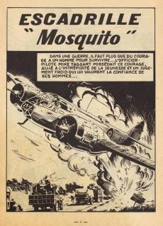 Extrait de Rapaces (Impéria) -70- Escadrille Mosquito