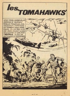 Extrait de Rapaces (Impéria) -78- Les Tomahawks