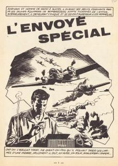 Extrait de Rapaces (Impéria) -97- L'envoyé spécial