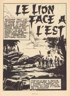 Extrait de Rapaces (Impéria) -117- Le lion face à l'est
