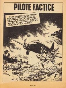 Extrait de Rapaces (Impéria) -121- Pilote factice