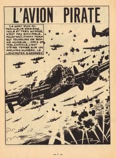 Extrait de Rapaces (Impéria) -145- L'avion pirate