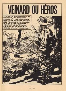 Extrait de Rapaces (Impéria) -146- Veinard ou héros