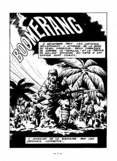 Extrait de Rapaces (Impéria) -152- Boomerang