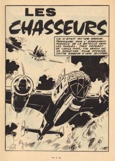Extrait de Rapaces (Impéria) -153- Les chasseurs