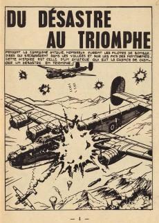 Extrait de Rapaces (Impéria) -178- Du désastre au triomphe