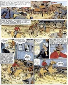 Extrait de Blueberry (La Jeunesse de) -13Ind- Il faut tuer Lincoln