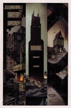 Extrait de Batman (2011) -1- Knife trick